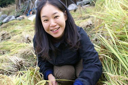 子どものころに稲刈りの経験はあるという。