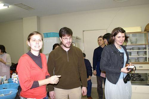 今夜も外国の方が10人ほど来てくれました。神山の国際化も本物になりました。