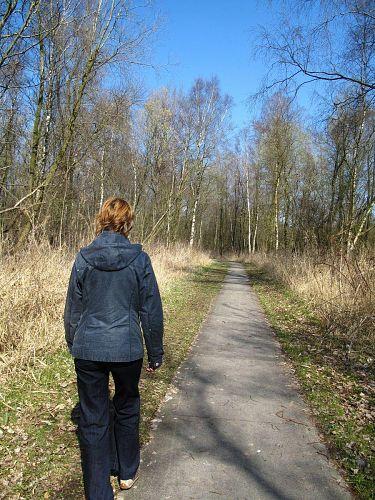カリンと森へ