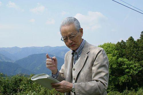 徳島にも何度も来られていますが神山ははじめてだそうです。