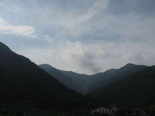美しい・・!武蔵美の近くでは見れない風景