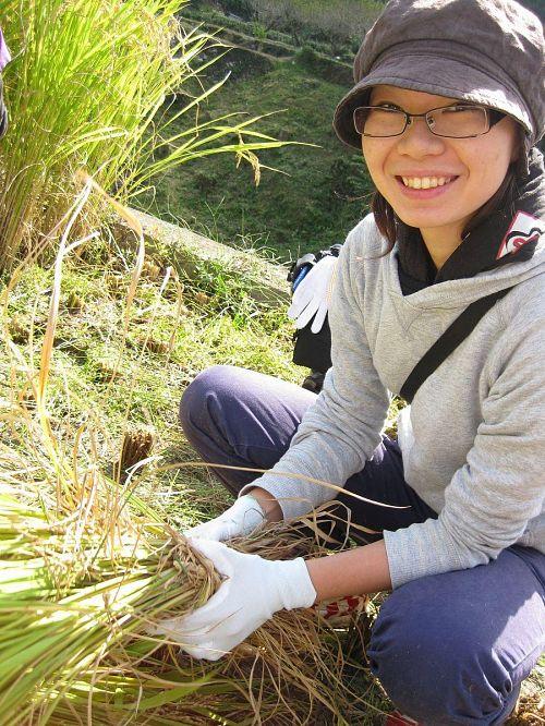 こちらは、愛知出身で、現在は佐那河内に住んでおられる森さん。