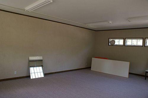 2階はアートギャラリーになっています。