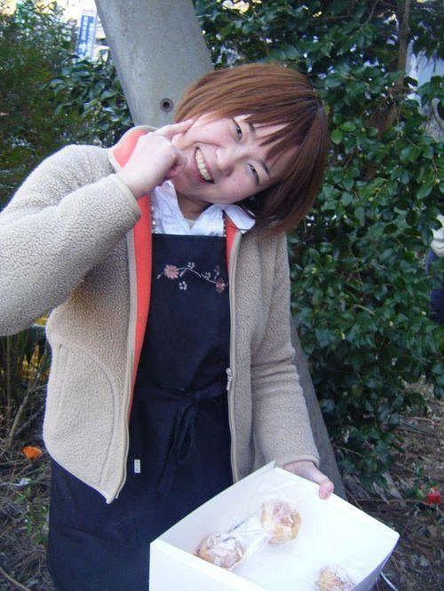 美奈子です!よろしく。