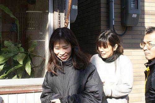 武知さんの娘さん。