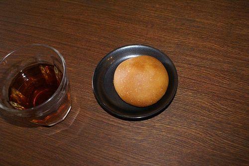 上本さんが焼いたパン。
