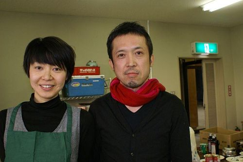本日の講師、大塚夫妻です。