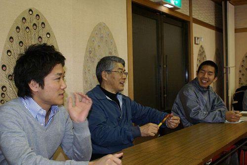 NHK徳島放送局の二宮さんも特別参加。