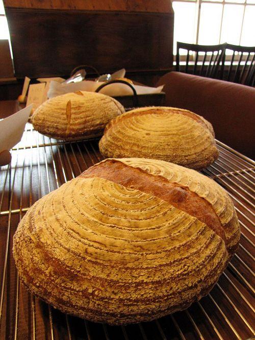 圧倒的ですね!「カンパーニュ」。フランス語で「田舎」を意味するらしい。神山産だと、「パン・ド・カミヤマーニュ」かな?!
