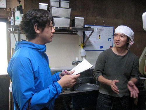 「イン神山」のワークインレジデンス第一号。活況を呈する「薪パン」の上本光則さんを取材。