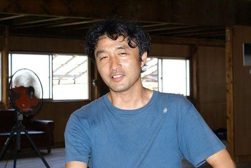 三村昌道さんと、久しぶりの再会。