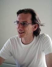 講師のトム・ヴィンセントさん
