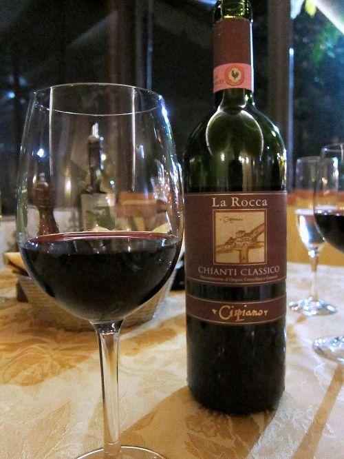 トスカーナを代表するキャンティワイン。中でも奥深く、贅沢とされているのがキャンティクラシコです。(2010年11月7日19:54CET)