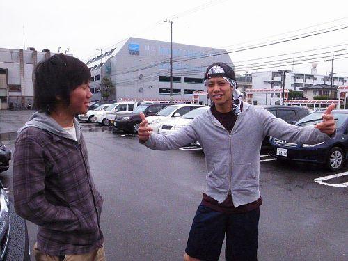 徳島の若きホープ二人