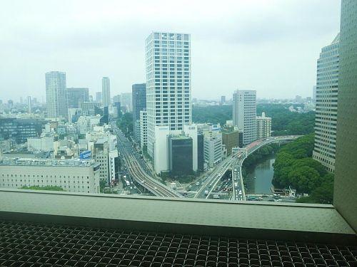 いつも神山町に来ていただいているので、今回は東京へ!永田町にある都道府県会館です。