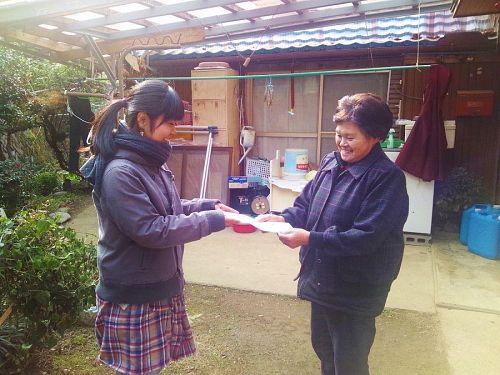 神山の人たちとの交流のきっかけづくりにと、4期生たちが主体的に実施した「神山塾レター&ボックス」。予想以上のお返事に塾生たちも喜びの声!