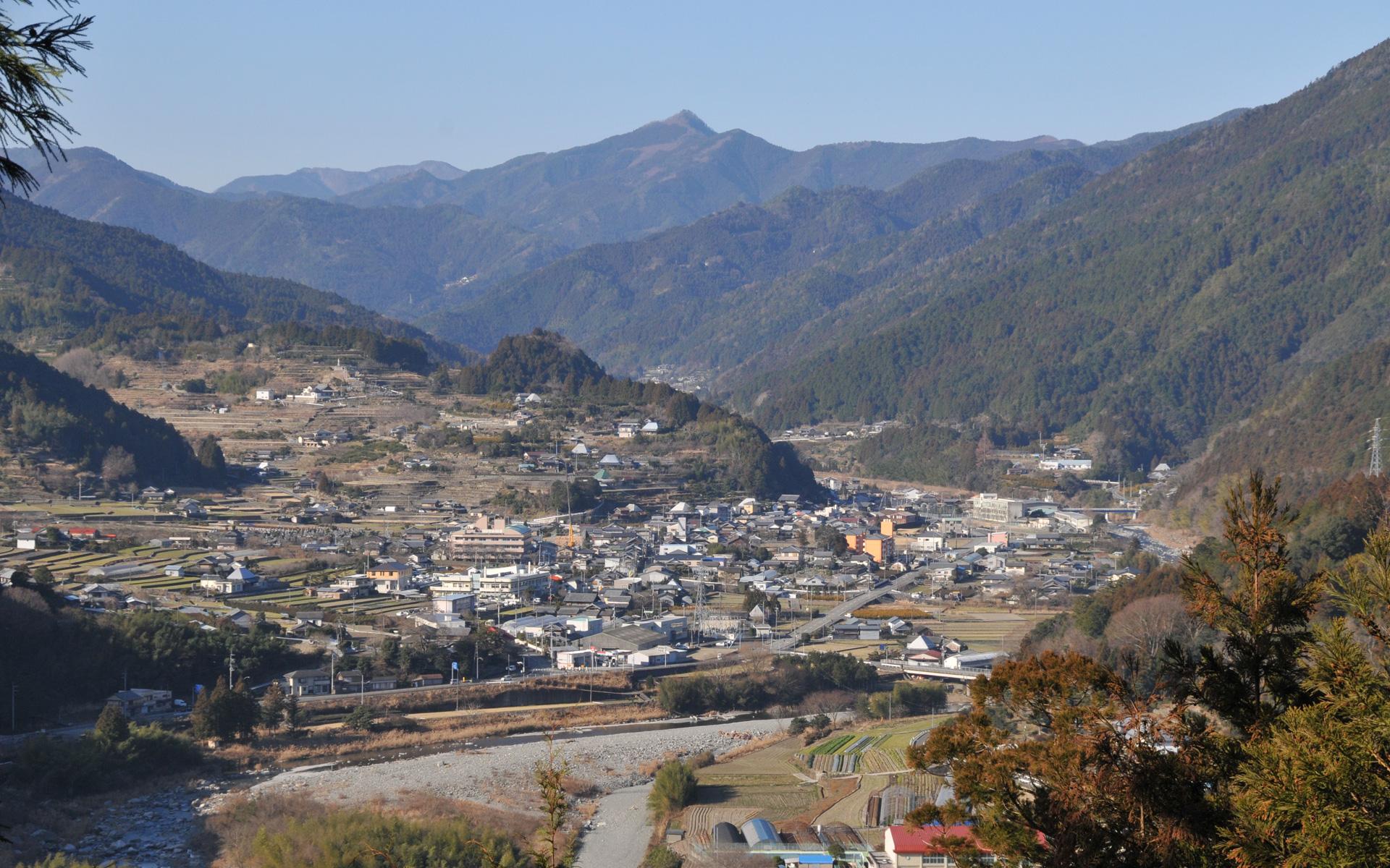 神山で働く