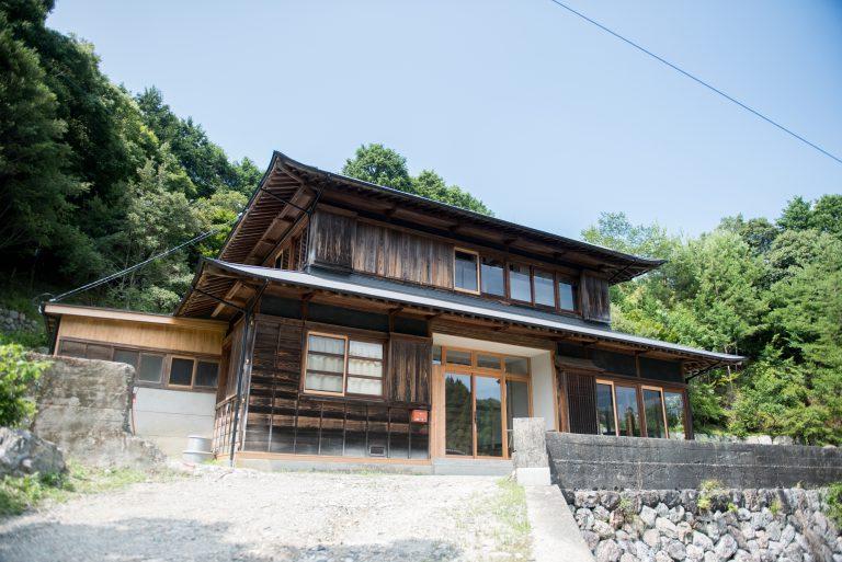 民家改修プロジェクト/すみはじめ住宅
