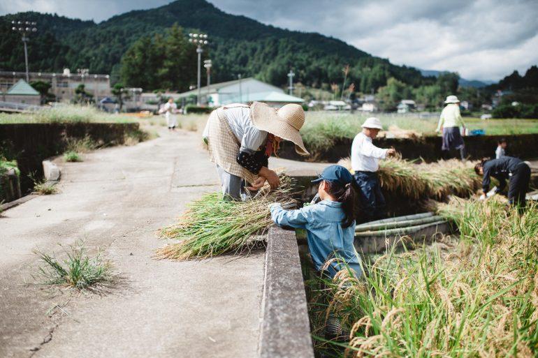 農業を将来世代につなぎ、伝統的な食文化を受け継ぐ