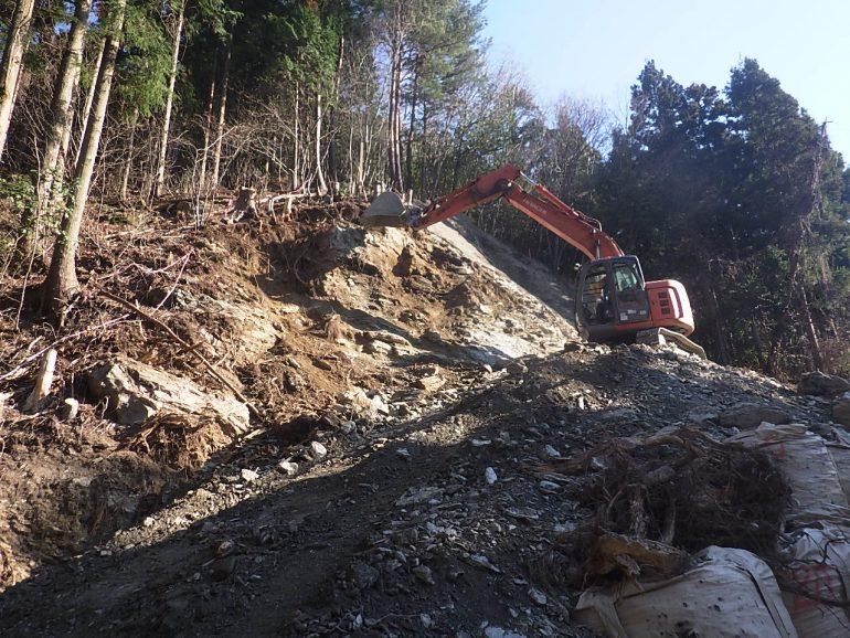 道を造る・修復する仕事
