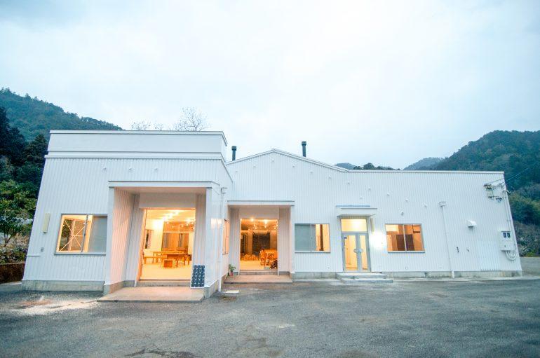 神山のサテライトオフィス