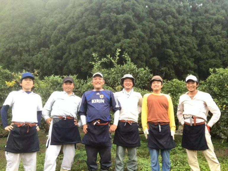 里山みらいで農業研修生を募集します!