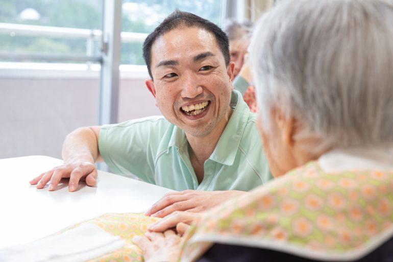 「できることを最大限に伸ばし、困ったときに手を差し伸べる」かじかの郷 中谷医院 介護士・看護師 募集
