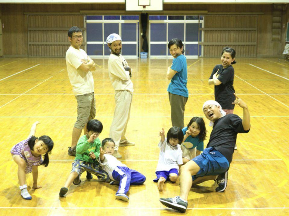 親子ダンス教室