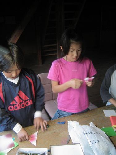 折り紙ギャング4年生