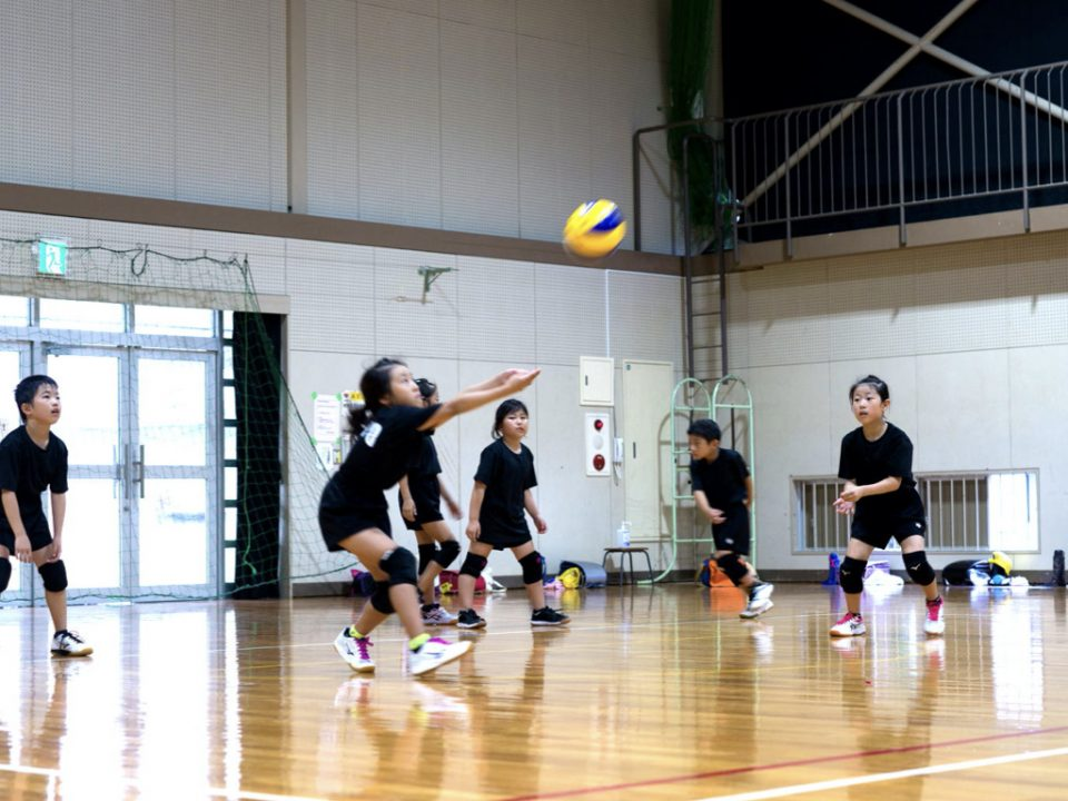Junior Sports Club Association- Baseball and Volleyball