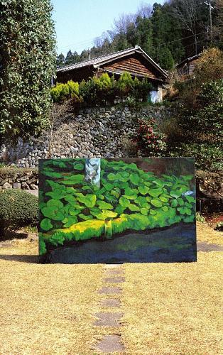 林田直子 緑流 2001