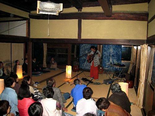 中嶋恵樹コンサート ヤマニハウス 2007/10/16