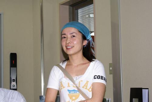 2003の通訳、木村由美さんも来てくれました