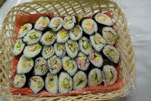 城西高校神山分校の生徒さんの料理