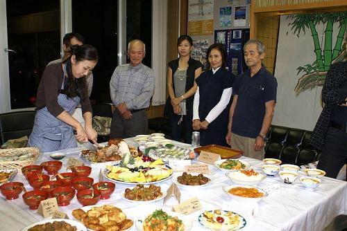 ソバ米汁は徳島県の郷土料理