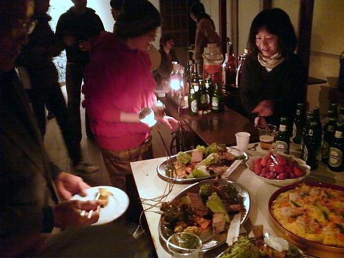 どれも最高に美味しかった、内山さんも大満足。