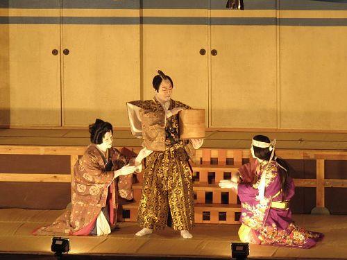 農村歌舞伎