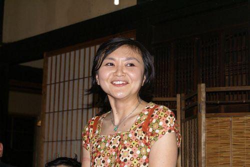 ブラジルから参加のYukie Horiさん。
