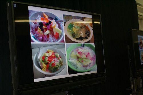 2時限目は食文化・芸術についてのお話。